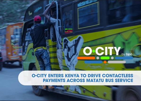 O-CITY Kenya cover